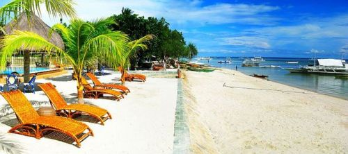 Panglao White Beach